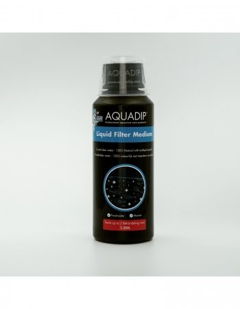 Aquadip Liquid Filtermedium 250ML